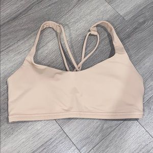 Free to be bra in nude